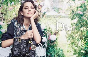 ミューズは女優マリオン・コティヤール「Lady Dior」最新ビジュアル公開