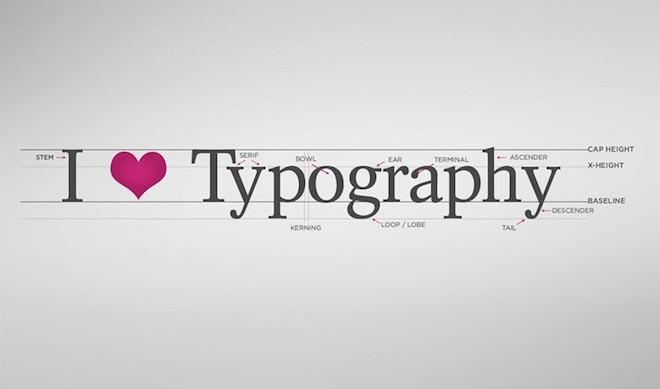 美しいデザインを作る鍵「タイポグラフィ」の基礎の画像