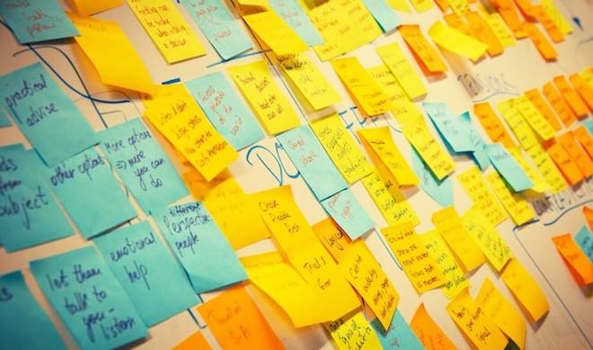 アイデア出しを効率的に行う為に必要な5つのポイントの画像