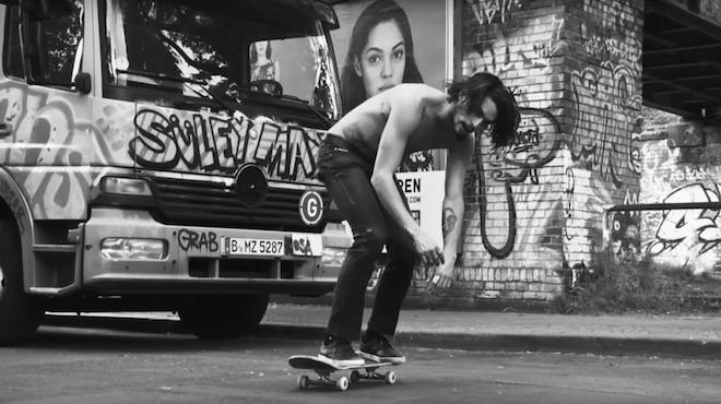 【動画】スケートとファッション界の架け橋