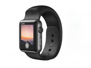 2つのカメラ搭載のApple Watch専用ストラップ「CMRA」が登場の画像