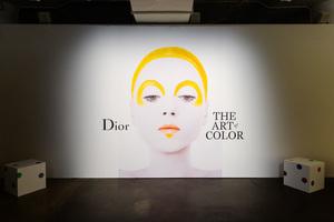 ディオール、12色の色彩をテーマにメイクアップの歴史を紐解くアートブック発売