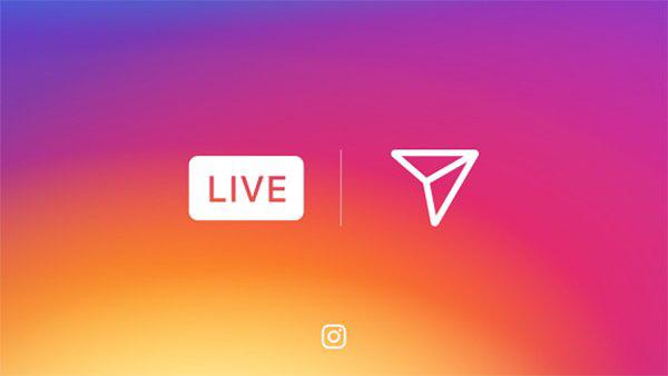 【動画】Instagram、ライブ配信や消えるDMが利用可能にの画像