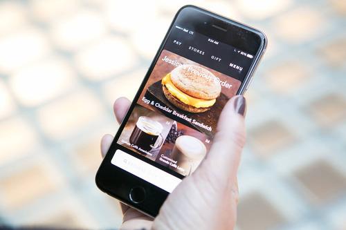 米スターバックス モバイルオーダー&ペイが好調の画像