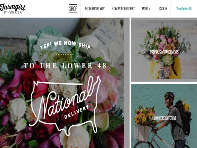 国内産の花々を無駄なくアレンジするオンラインフラワーショップに注目の画像
