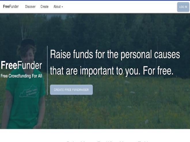 手数料ゼロのクラウドファンディングプラットフォーム「FreeFunder」に注目の画像
