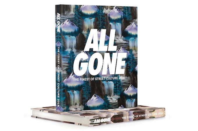 ストリートカルチャーのバイブル「ALL GONE」の最新号が間もなく発売の画像
