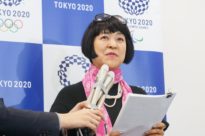 生駒芳子副座長