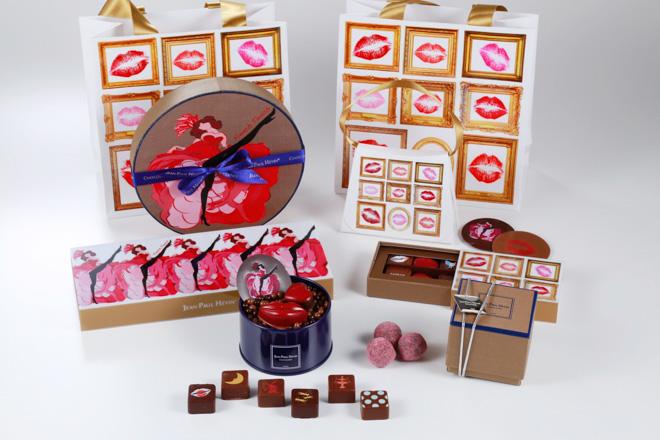 2017年バレンタイン期間限定コレクション