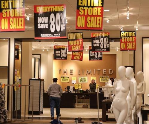 アメリカ小売業の地殻変動か?チェーンストア成功企業が次々店舗閉鎖の画像