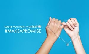 ルイ・ヴィトン、初のチャリティーイベント「#MAKEAPROMISE DAY」を開催