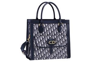 新生Diorがポップアップ開催、アーカイブ柄のバッグコレクションを限定発売