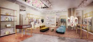 「フェンディ」メンズ&ウィメンズ複合店を表参道にオープン