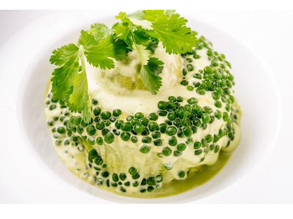 パクチーを使用したクレープやパンケーキなど提供「ナチュラルクリームキッチン」がリニューアルの画像