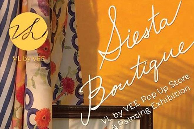 キュートでクラシカルなタイ発ブランド「VL by VEE」がポップアップストアを渋谷で開催の画像