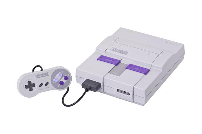 任天堂、ミニチュア版のスーパーファミコンを発売かの画像