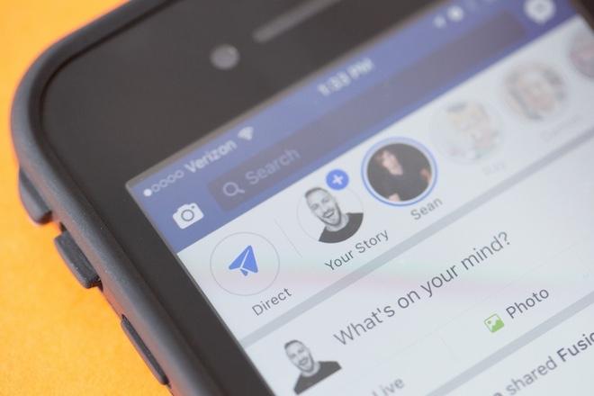Facebookの最新アップデートでユーザーインターフェイスがより合理化の画像