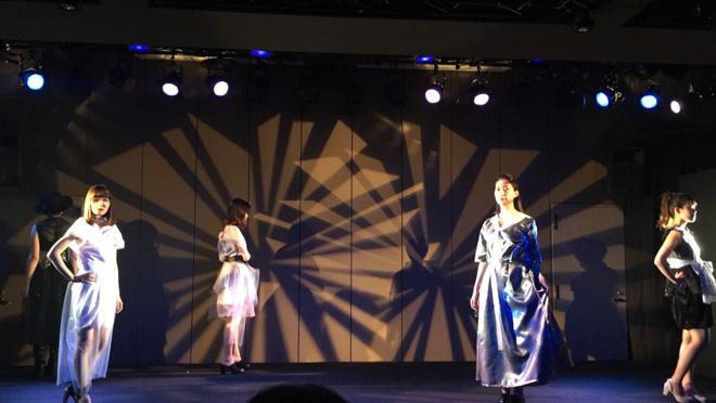 同志社大学の学生団体「neuf」がファッションショーを開催の画像