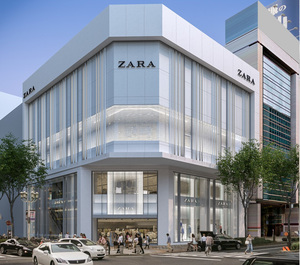 東海エリア最大のZARA名古屋店「栄グローブ」に8月リニューアルオープン