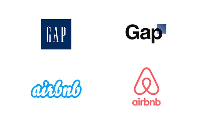 なぜGapはロゴのリデザインに失敗し、Airbnbは受け入れられたのか?の画像