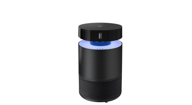 未来の蚊取り線香?空気や光や熱をコントロールして蚊を捕まえるデバイス登場の画像