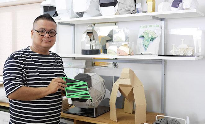 デジタルが生んだ新しいバッグの形、「ORISHIKI」開発者が語るデザインの未来の画像