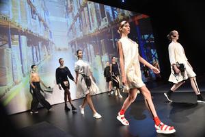 香港のファッション合同展「センターステージ」、日本からはドレスドアンドレスドら参加