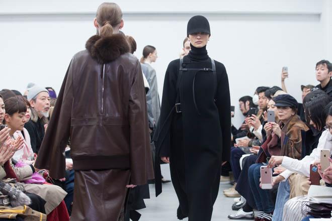 「Amazon Fashion Week TOKYO 2018 S/S」に参加する「ハイク(HYKE)」(写真は前回のショーの様子)