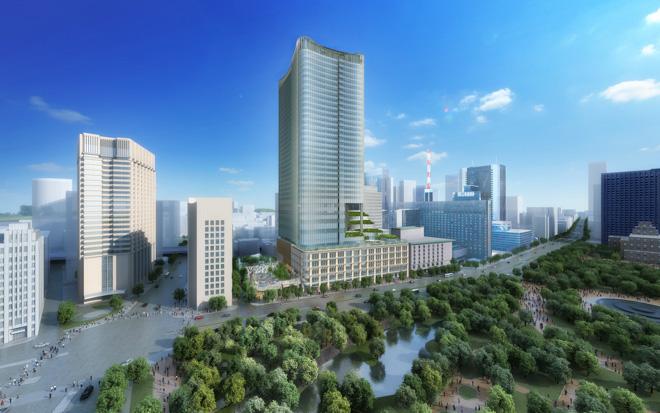 「東京ミッドタウン日比谷」イメージ