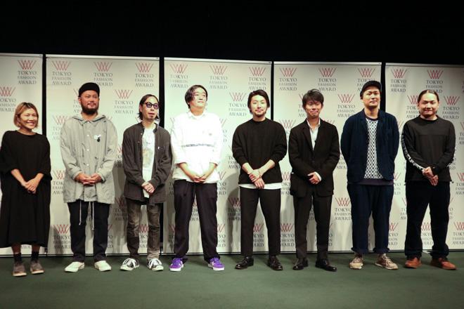 受賞デザイナー6組