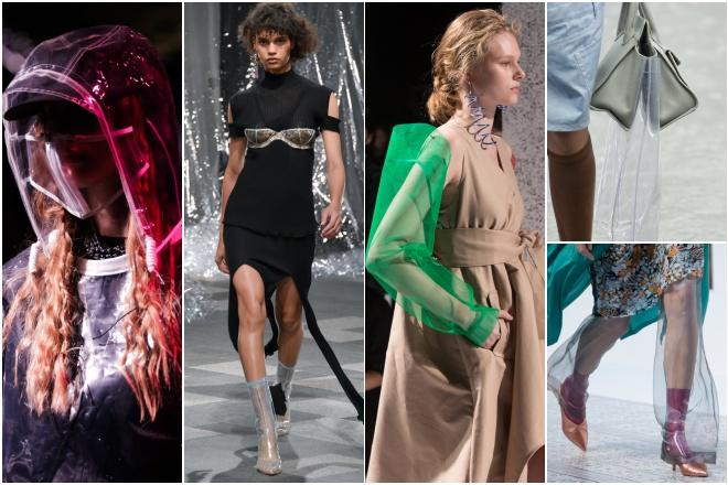 """「透ける」提案が続出、東京ブランドの個性が表れた""""曖昧な""""スタイル<2018年春夏>"""