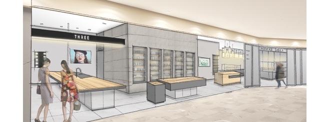 リバイブ キッチン ヒビヤ(仮称)の店内イメージ
