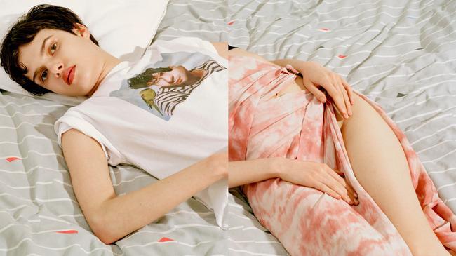 ファッション写真のポージングに革命をの画像