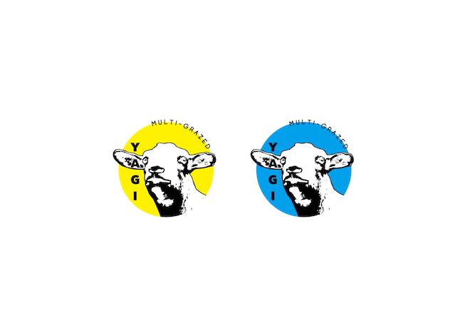 「YAGI」ロゴ