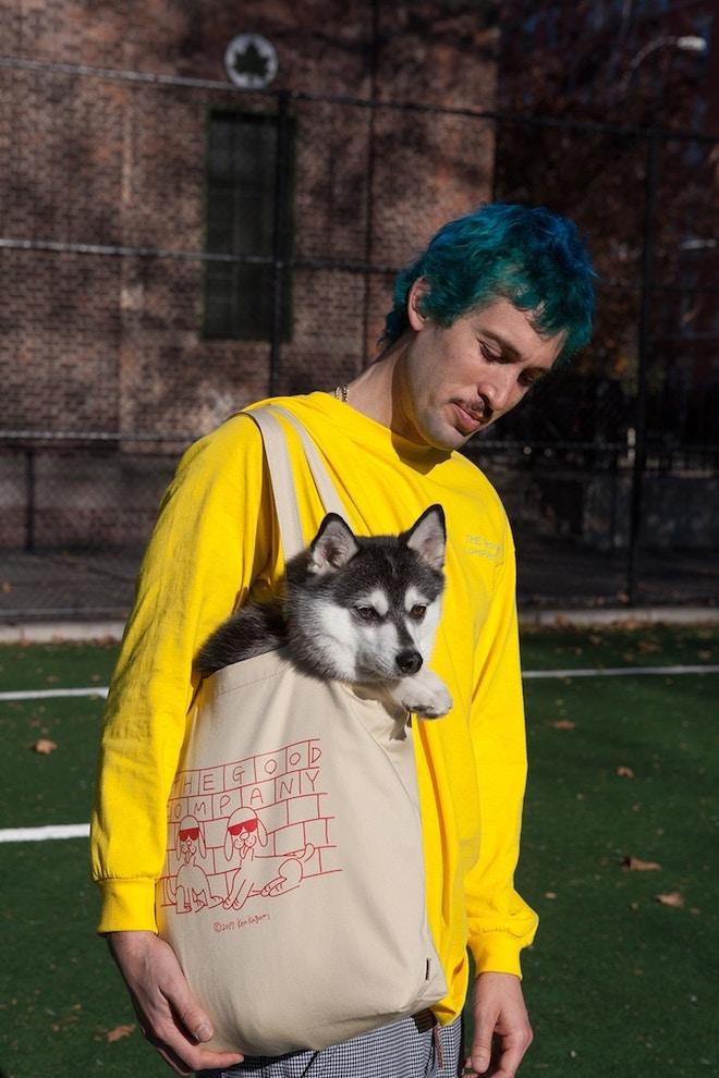 ニューヨークを拠点とする「ザ グッド カンパニー」が現代アーティスト加賀美健と協業の画像