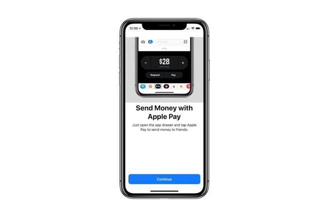 Apple、個人間送金サービス「Apple Pay Cash」の展開スタートの画像