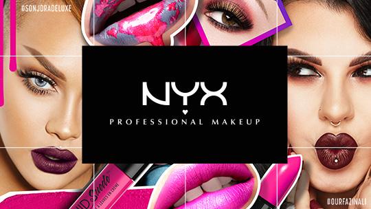 NYX Professional Makeup ビジュアル