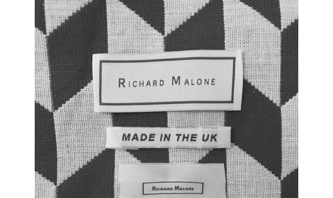 注目のニューブランドが語る7つの事 -vol.2-「RICHARD MALONE」の画像