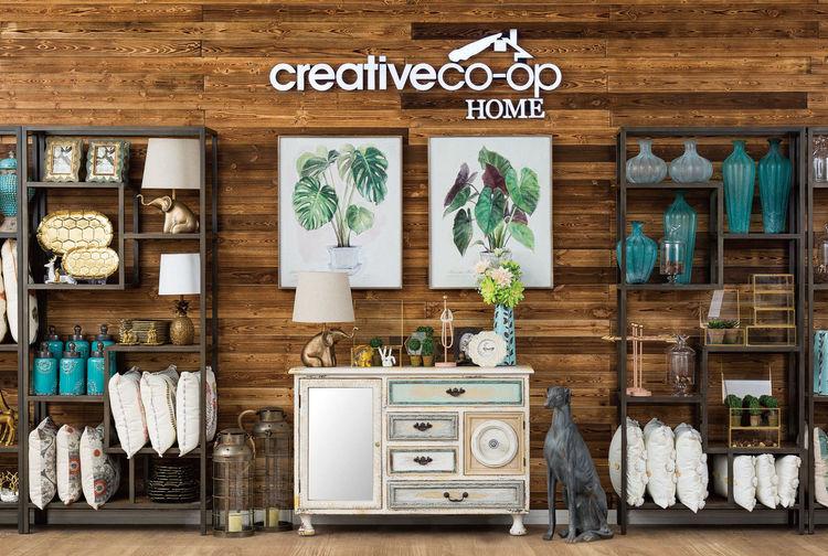 米国発ホームファッションブランド「Creative co-op HOME」が初上陸
