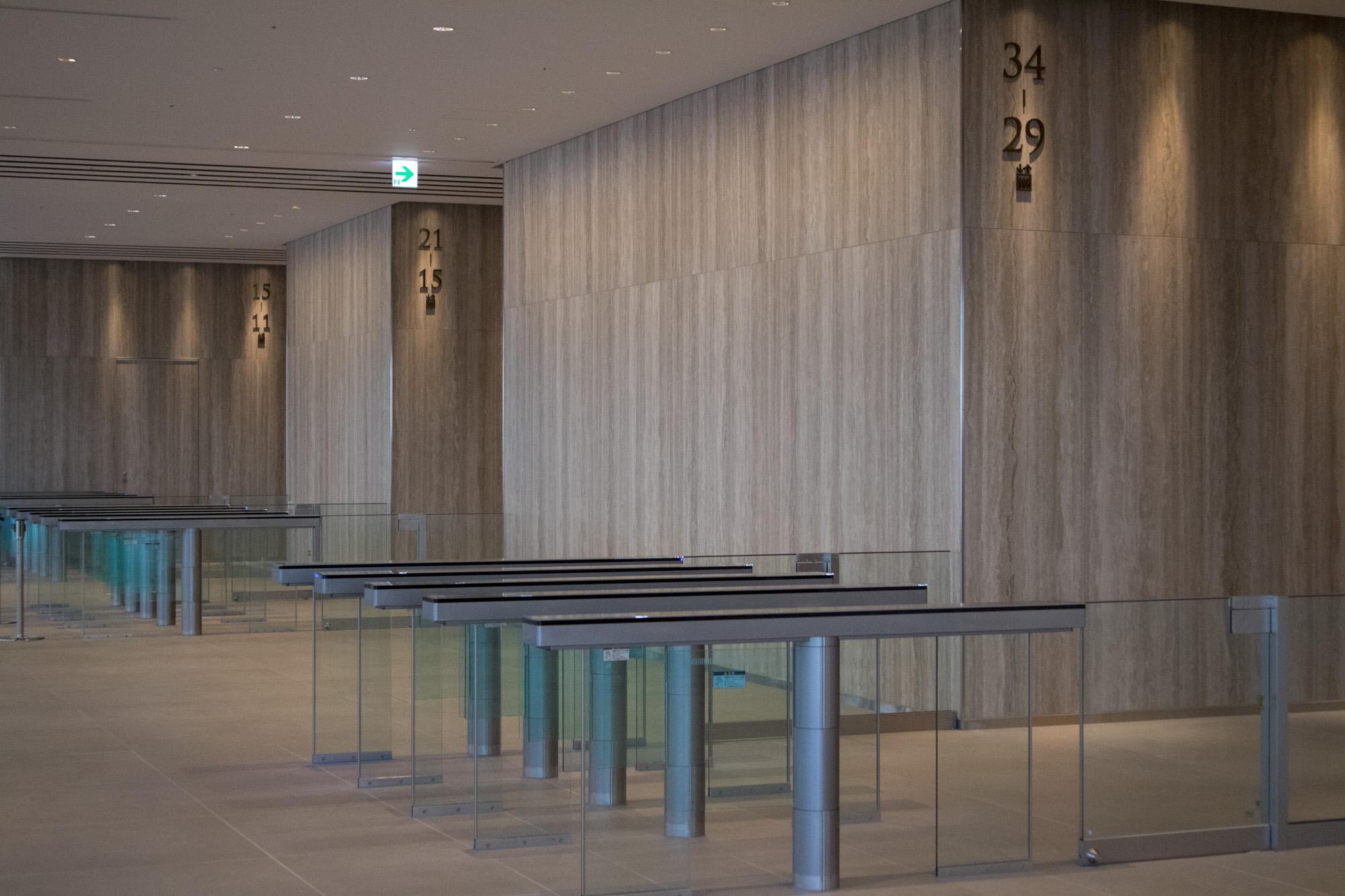 「歴史に残る開発に」東京ミッドタウン日比谷の内部公開