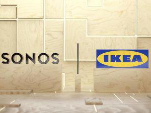 IKEAとSonosが音楽をシームレスに楽しめる家電をプロデュース