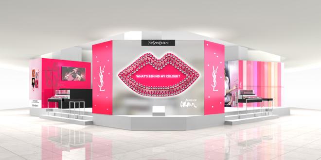 KISS OF COLOUR
