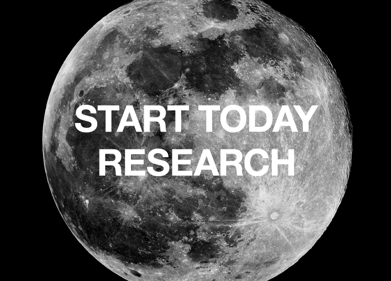 START TODAY RESEARCH