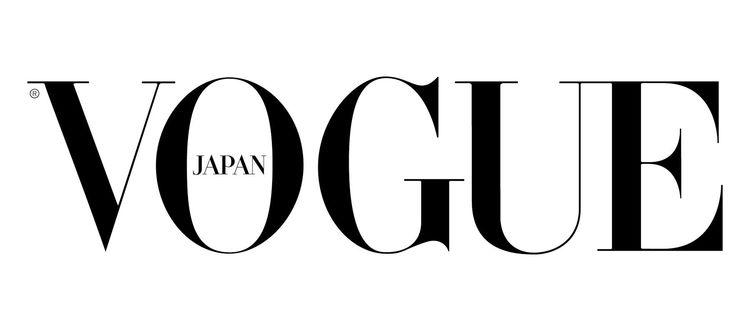「VOGUE JAPAN」のロゴ