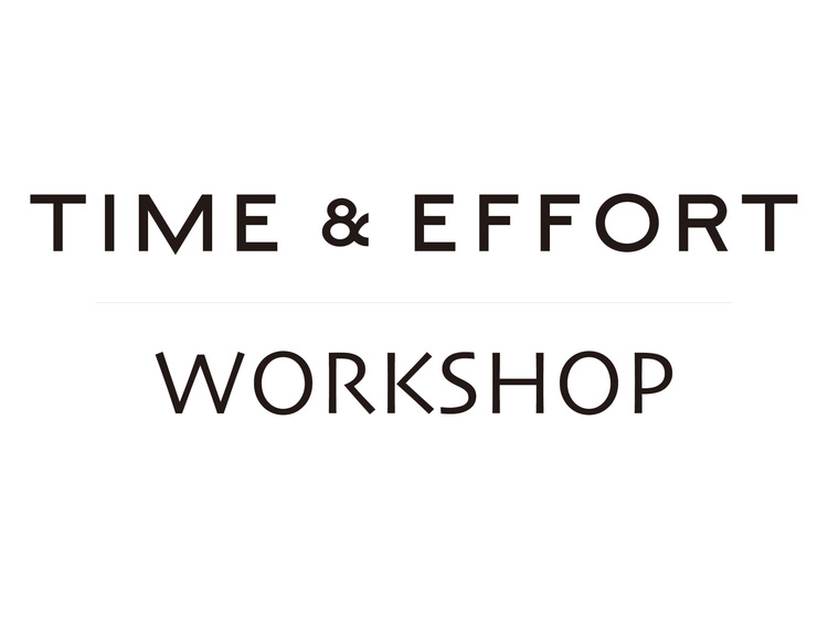 TIME & EFFORT WORKSHOP in rooms EXPERIENCE 36