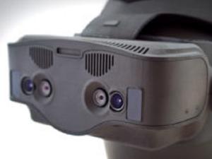 AppleがARヘッドセットに役立つ特許を申請
