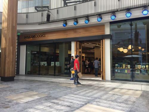 アマゾンブックス、日本の書店が絶対に真似できない3つの陳列とは?の画像