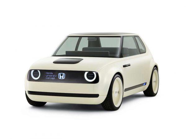 ホンダ、コンセプトカーの予約受付を欧州で開始の画像