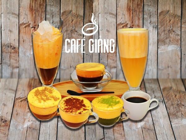 ベトナムで人気の「エッグコーヒー」が日本初上陸の画像