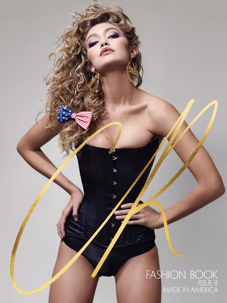 「CRファッションブック」(米国版)